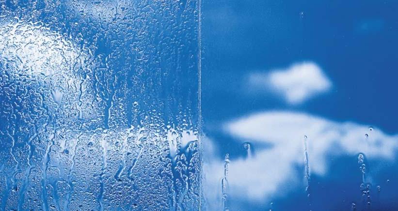 Водовідштовхувальне покриття для скла і дзеркал «YOCHEM» – ефективний засіб довготривалого збереження чистоти